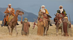 Wise Men Seek for and Visit Jesus