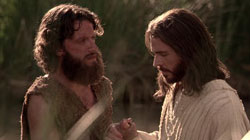 Jesus Teaches About John the Baptist