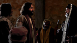 Peter and John are Arraigned Before the Pharisees
