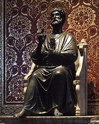 Catholic Statue of St. Peter