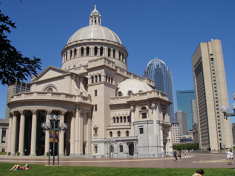 Christian Science Mother Church (Boston, MA)