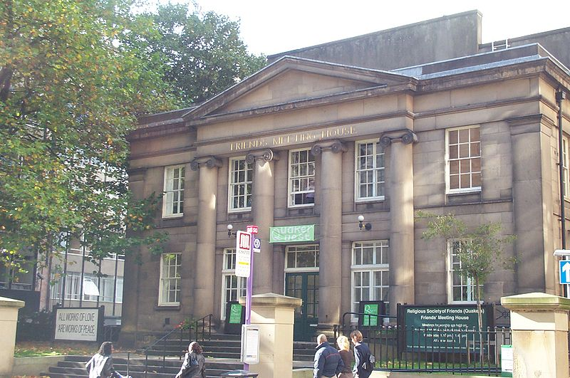Religious Society of Friends (Quaker) Church (Outside)